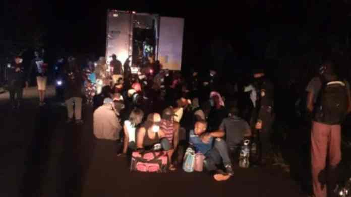 Guatemala : Une centaine de migrants haïtiens ont failli mourir asphyxiés après leur abandon dans un conteneur