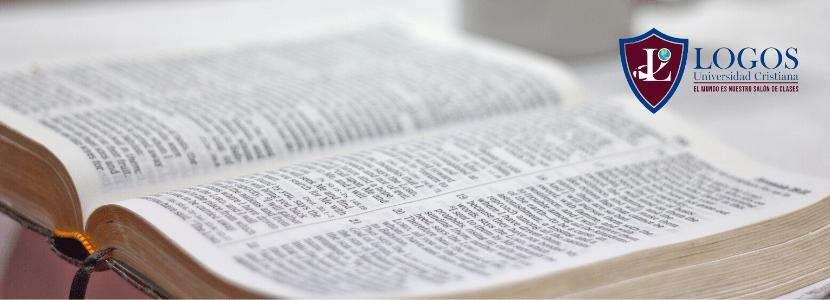 Regresemos a la Biblia