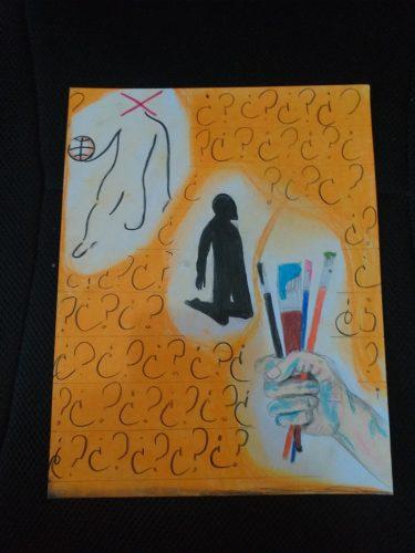 Sucumbiendo al arte