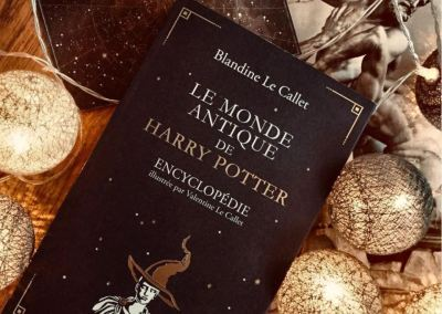 Le monde antique de Harry Potter – Avis