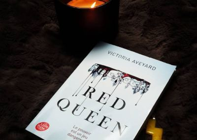 Red Queen – Avis