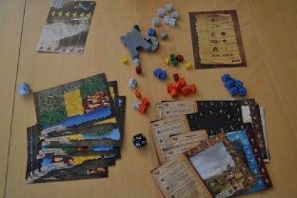 pequeños grandes reinos-material