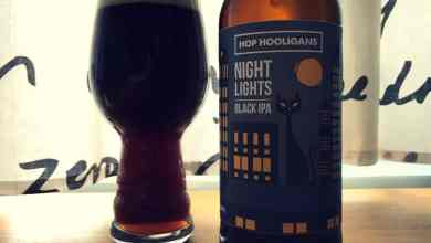 Night Lights Black IPA