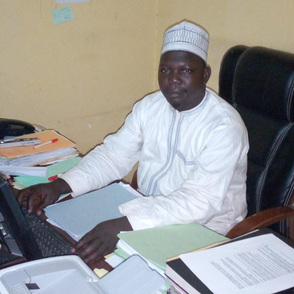 Le Candidat Lomadaye Mahamat Patrice
