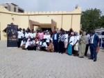 Les dames à l'honneur par la coopération Tchad-Union Européenne