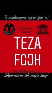 TEZA MORFOLOGJIA/ FGJH