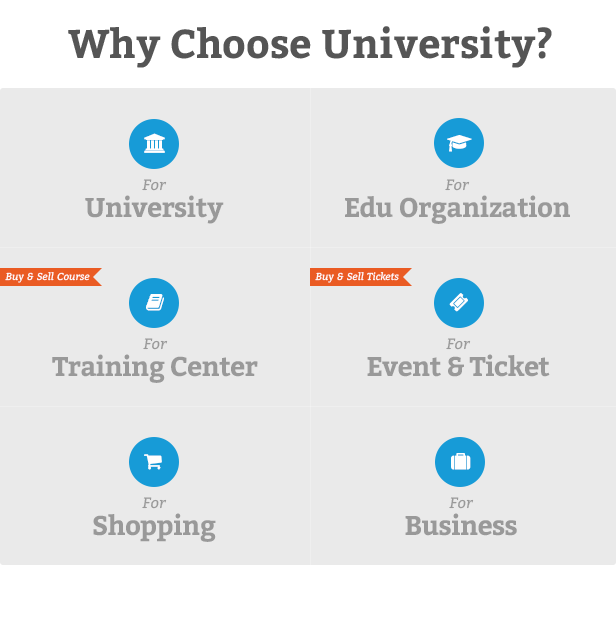 University - Education, Event and Course Theme - 8
