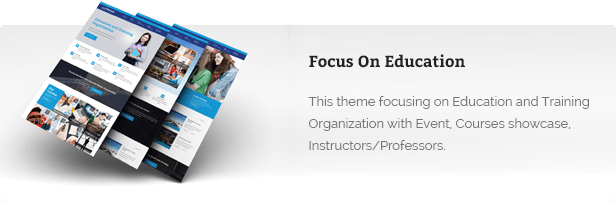 University - Education, Event and Course Theme - 22