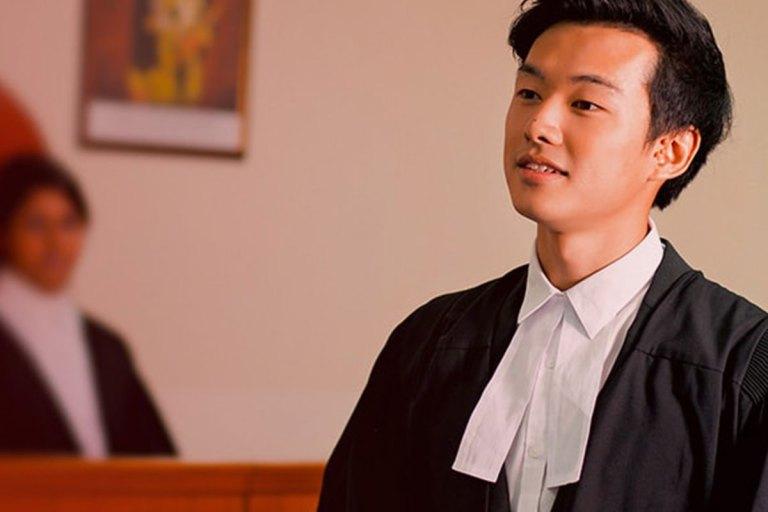 Bachelor of Laws (Hons)