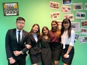 University of Queensland HELP University scholarship winners