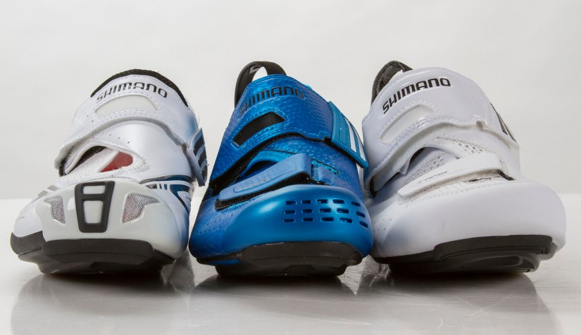 Tri Shoe Upper and Vent Options