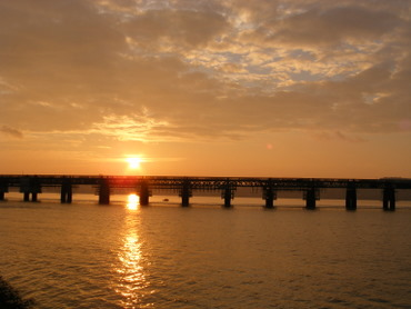 The Tay Rail Bridge 2 (photo by chris27)