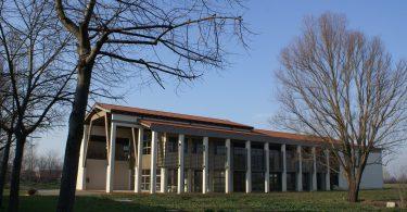 Library Archive Emilio Sereni, east side