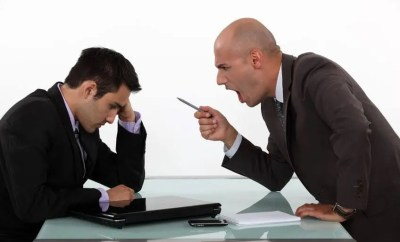 5 Signs That Your Boss Really Doesn't Appreciate You