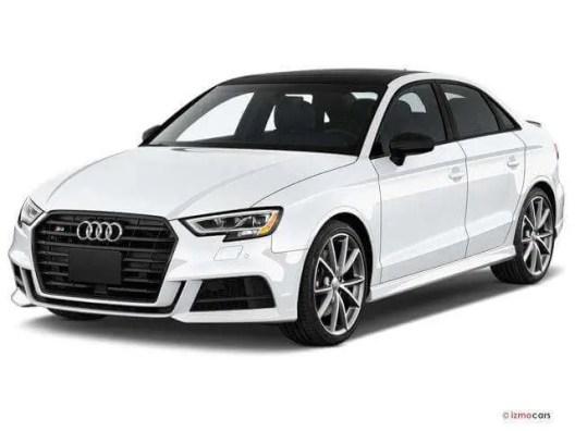 2017 Audi A3 1.8 TFSI Premium
