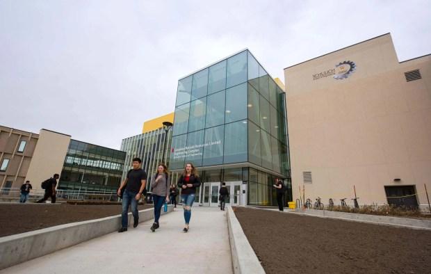 University of Calgary Engineering Building