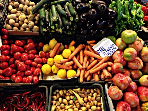 Gluten-Free Fruit and Vegetables
