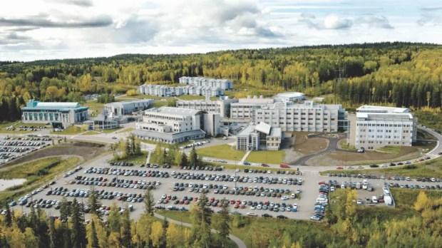 The University of Northern British Columbia