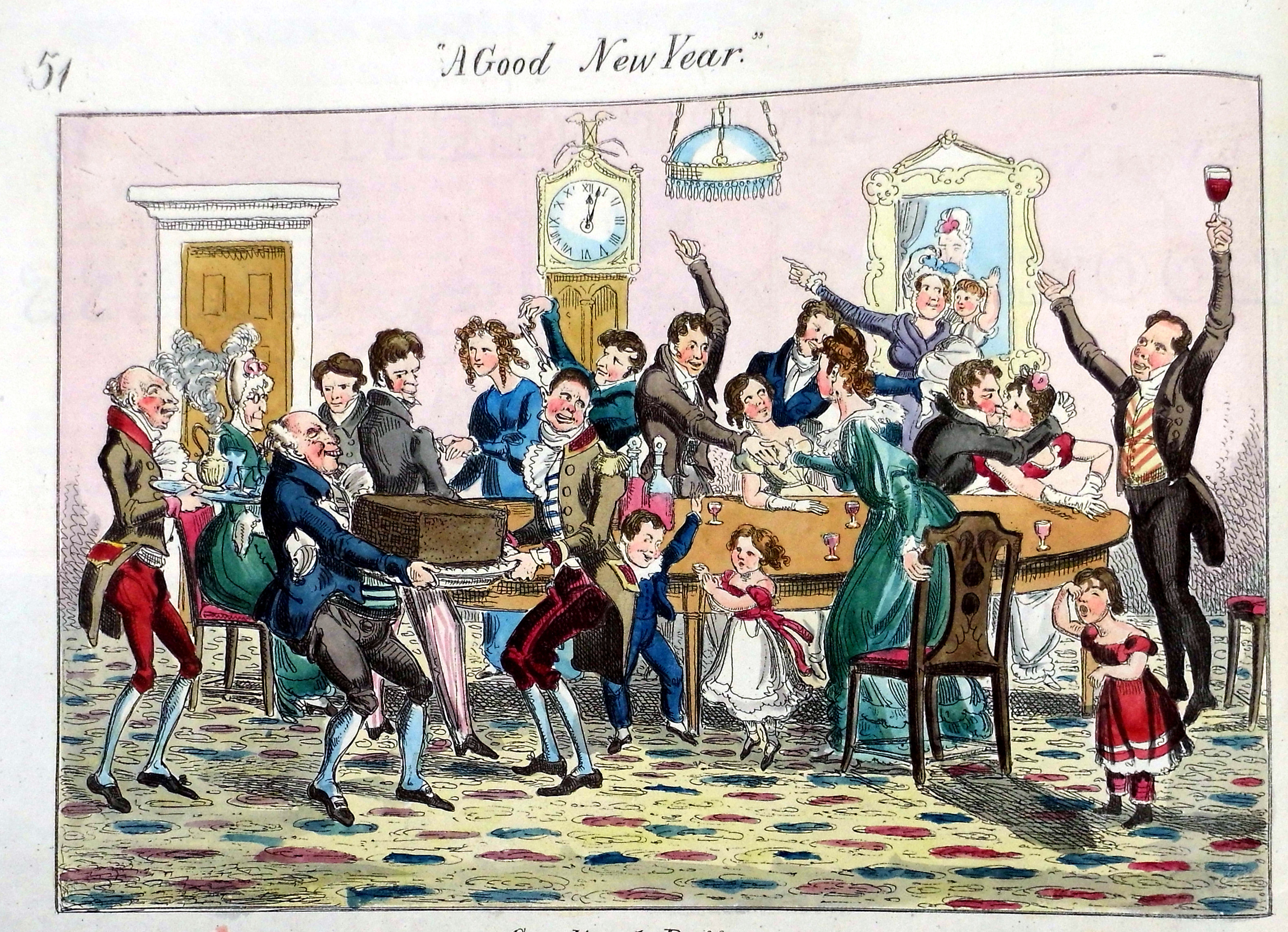 New Year through the  Northern  Looking Glass     University of      A Good New Year   Northern Looking Glass  Sp Coll Bh14 x