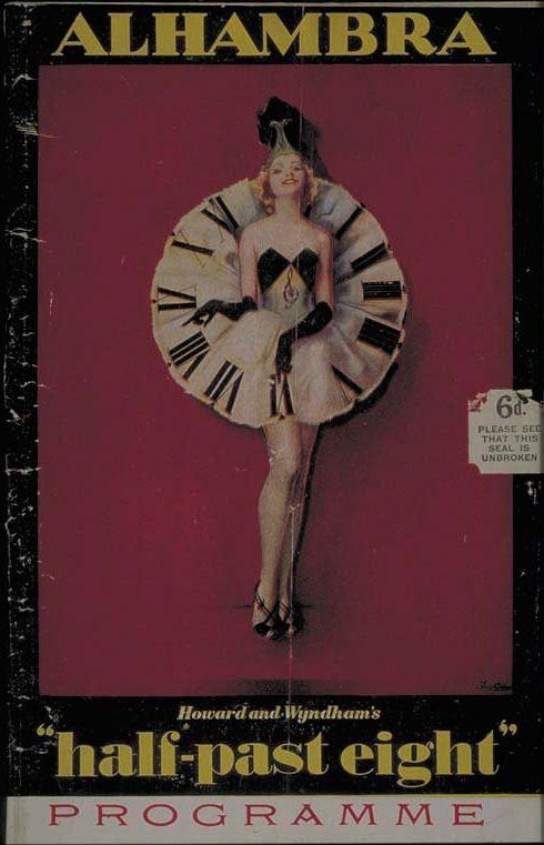 Began as summer entertainment in 1933. STA Bu 4/7a