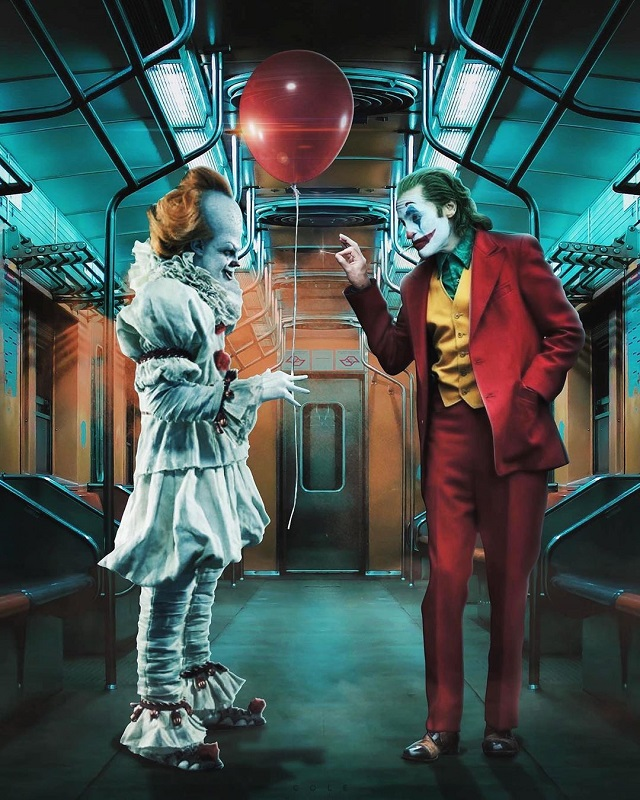 El Joker un personaje perturbador