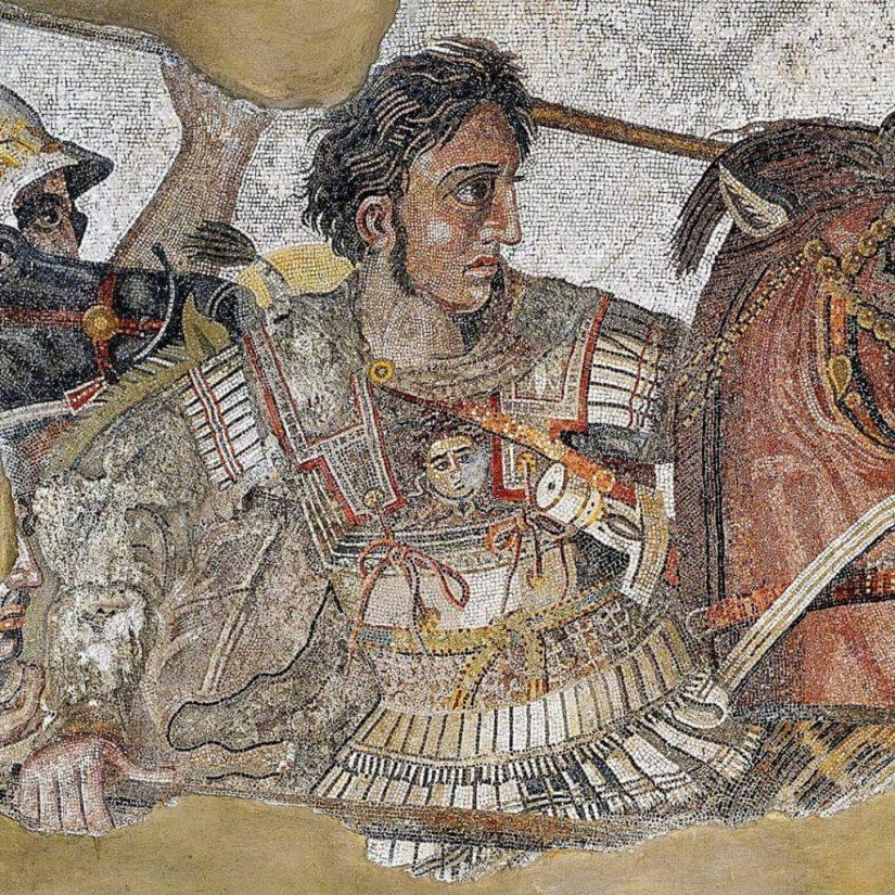 Rey de Macedonia