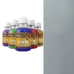 TINTA PVA METALICA FULLCOLOR 100ML-PRATA