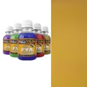 TINTA PVA METALICA FULLCOLOR 100ML-OURO