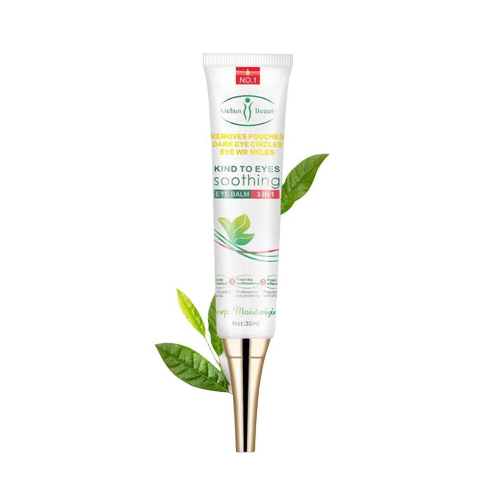 Aichun Beauty Crema Para Círculos Oscuros Y Arrugas Con Aloe 30ml