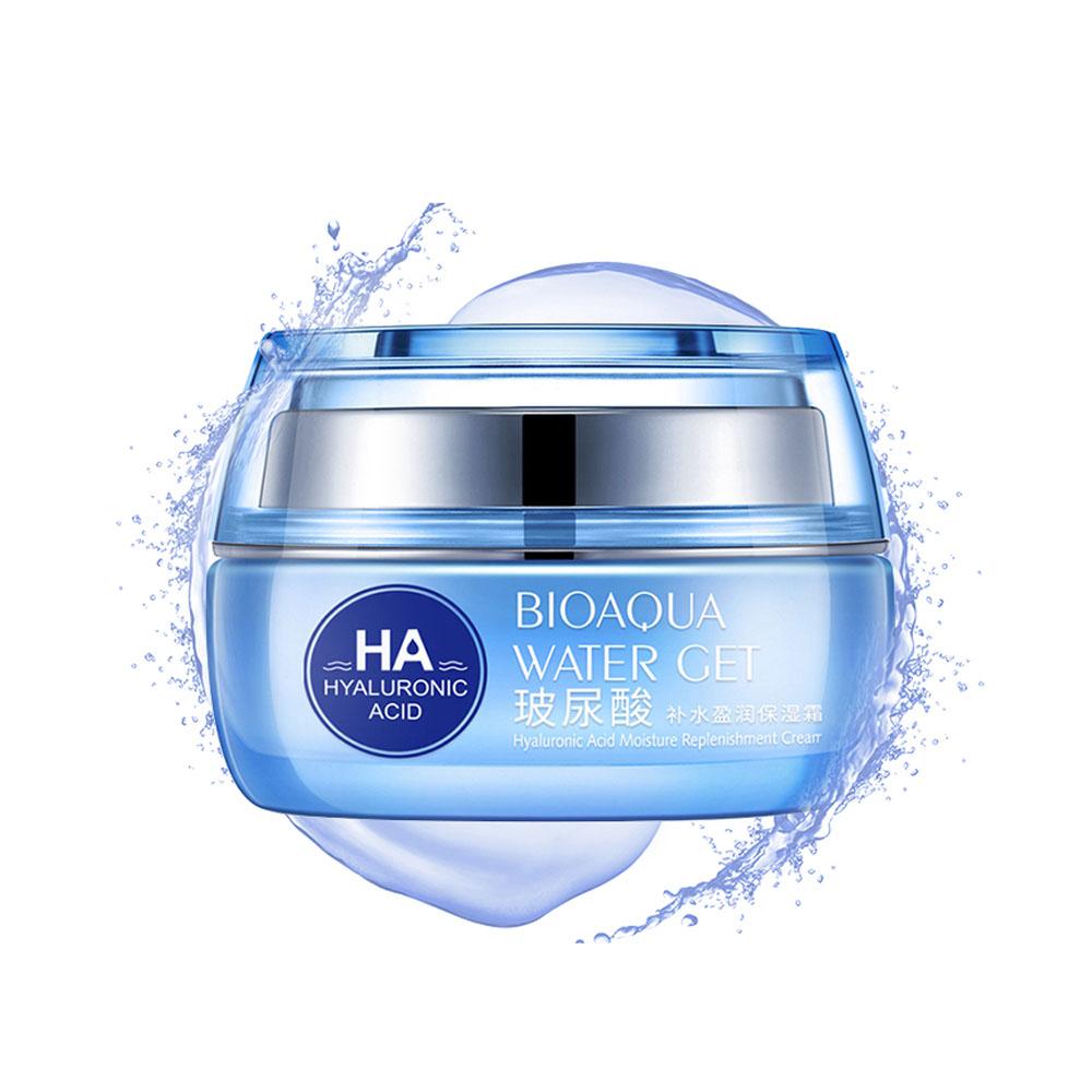 Bioaqua Water Get Acido Hialurónico Hidratación Anti-edad