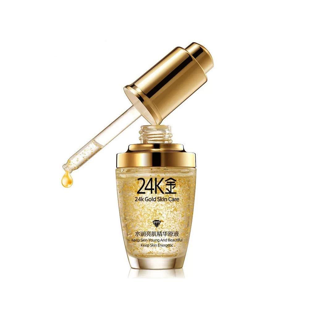 Bioaqua 24k Gold Essence Colageno Aceite Gold Skin Antiedad
