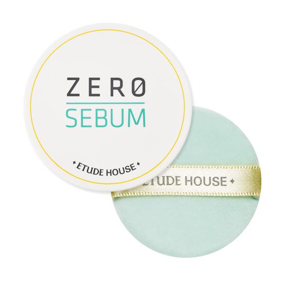 Zero Sebum Etude House Maquillaje Control Grasa