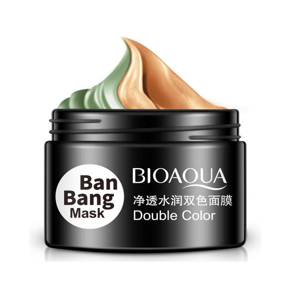 Bioaqua Barro Verde Limpiador Y Barro Amarillo Humectante 50gr
