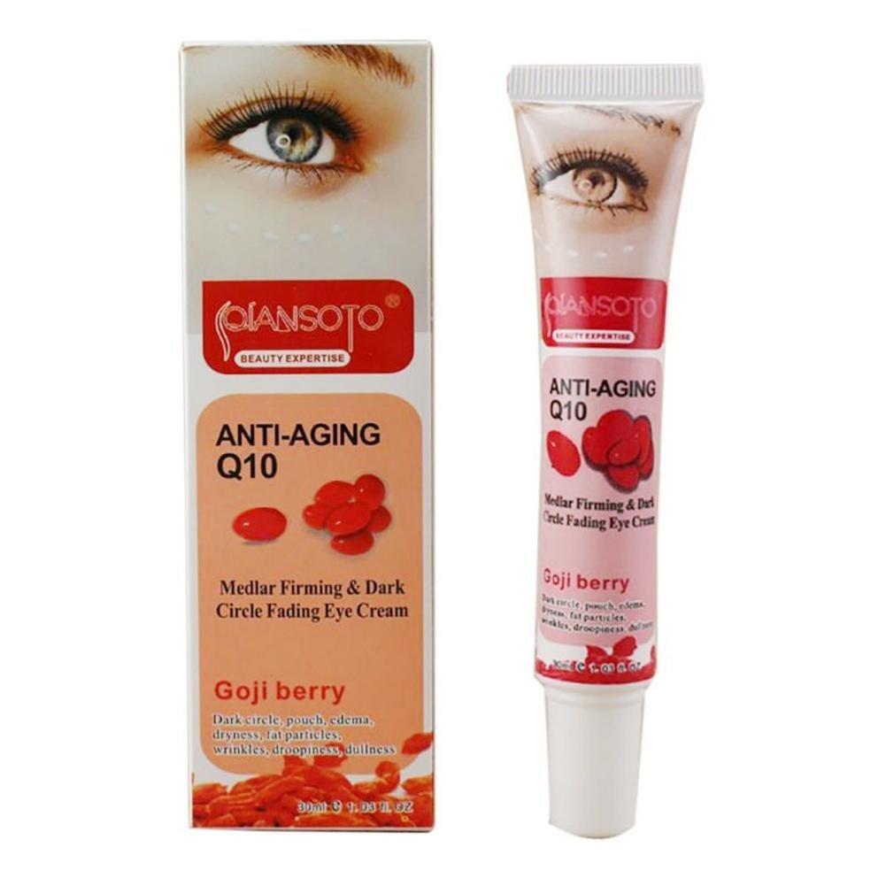 Crema Goji Berry Contorno De Ojos Q10 Antiedad