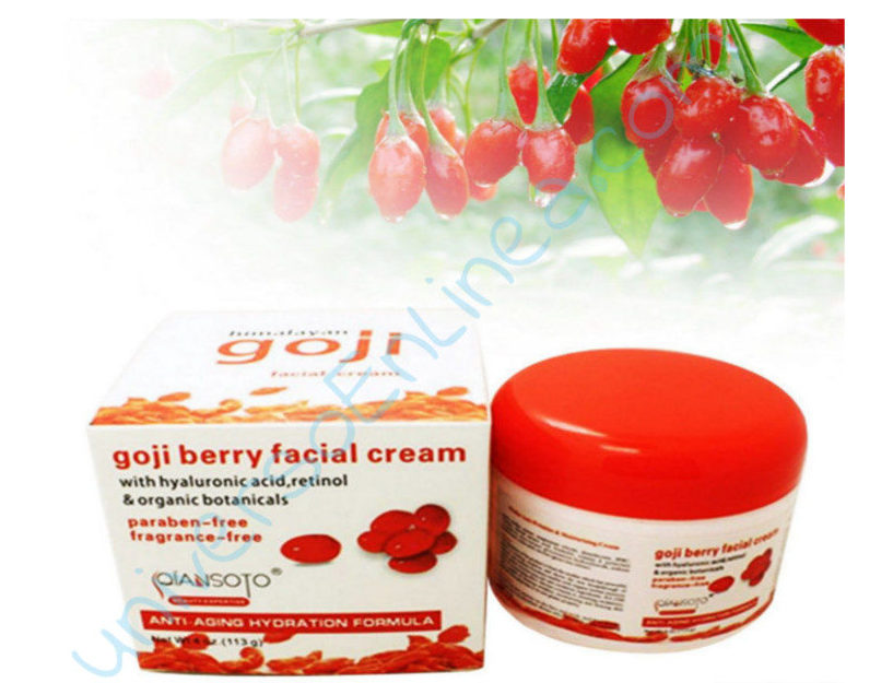 Himalayan Goji Facial Cream.