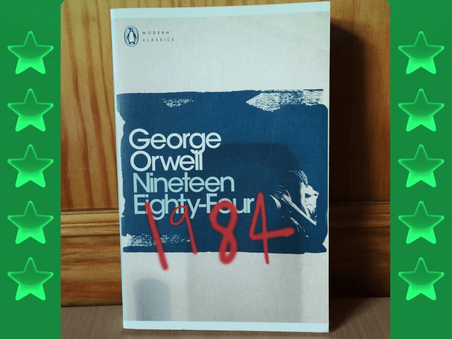 La mejor novela distópica. 1984 de Orwell