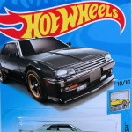 Hot Wheels Factory Fresh 82 Nissan Skyline R30 Universo Hot Wheels