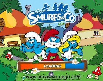 Los pitufos llegan a facebook en The Smurfs & Co