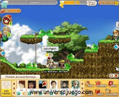 MapleStory Aventures, sumérgete en la aventura en este juego para Facebook