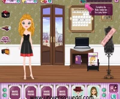 Guía para Coco Girl, juego de vestir en Facebook (II)