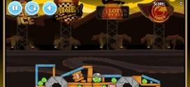 La nueva versión de Angry Birds