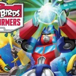 Angry birds Transformer