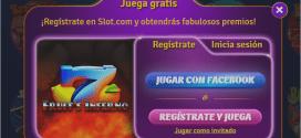 Máquinas tragaperras gratis en internet