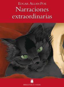 El gato negro resumen - Narraciones extraordinarias