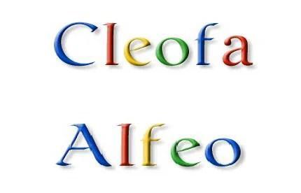 cleofa e alfeo