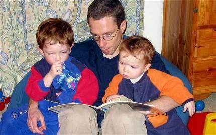 nick sireau ed i suoi bimbi