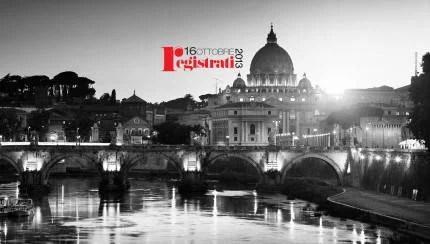 Immagine di Roma con logo di Tedxtrastevere