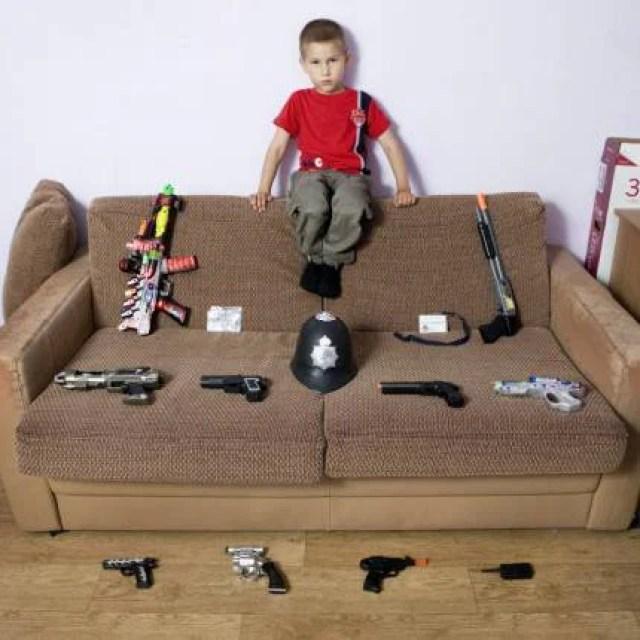 pistole giocattolo