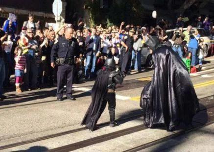bimbo batman in san francisco