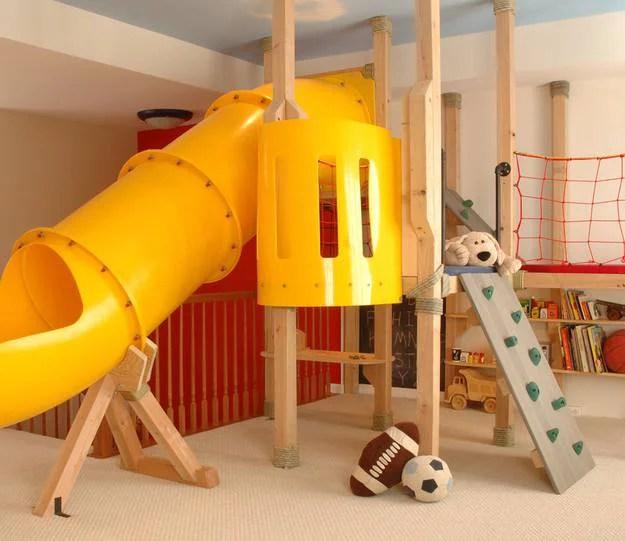 le camere dei bambini da sogno foto. Black Bedroom Furniture Sets. Home Design Ideas